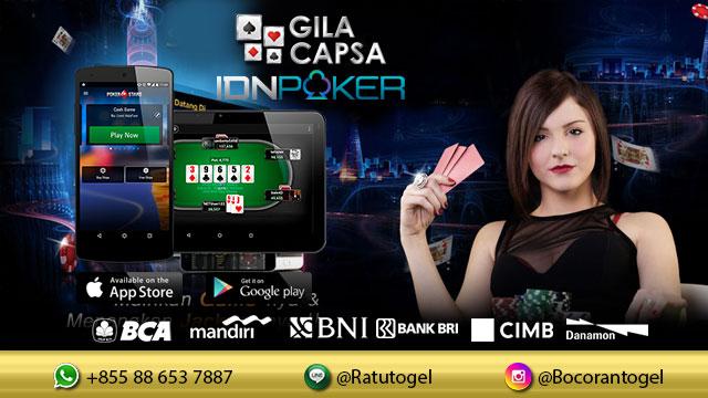 cari uang dari poker online