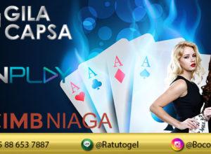 IDN Poker Deposit CIMB Niaga
