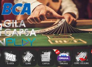 IDN Poker Deposit BCA