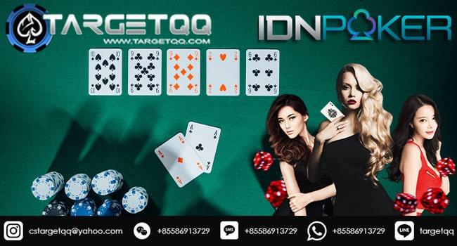 Cara Daftar IDN Poker | Bonus IDNPlay Deposit Pulsa Targetqq