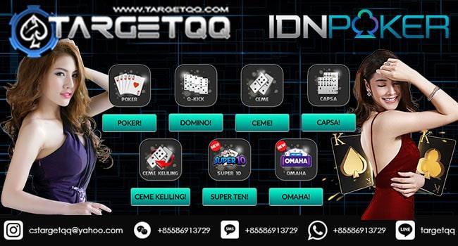 Daftar IDN Poker 77 Online - Download APK IDNPlay Targetqq