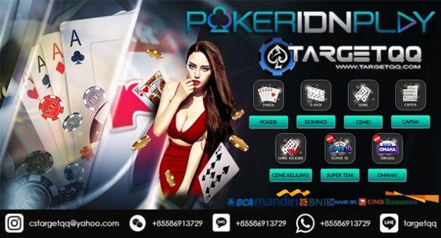 Deposit Poker IDN