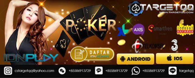 Poker IDN Play Pulsa Telkomsel
