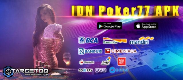 IDN Poker77 APK